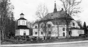 Alavuden vanha kirkko