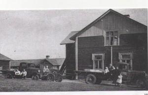Autoluyrittäjyyttä 1930-luvulla (2)