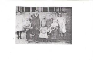 Liisa Viinikan perhettä