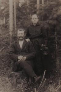 Salomon Viktor ja Aleksandra Siltala
